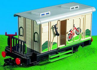 Playmobil - 7616 - Freight Car