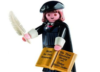 Playmobil - Martin Luther