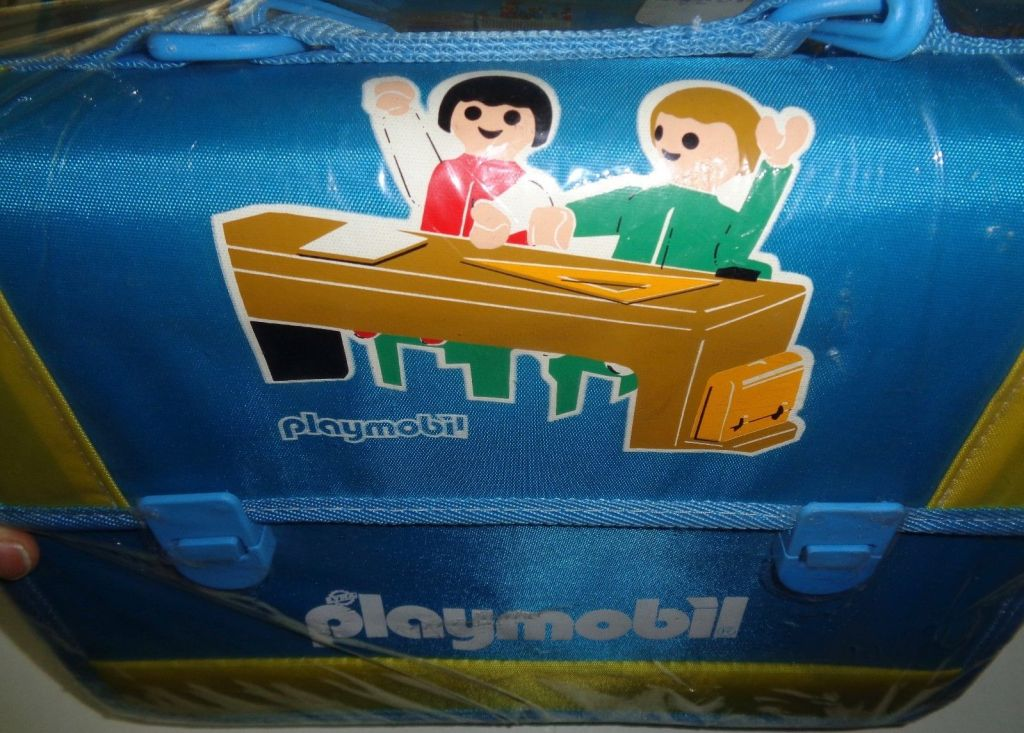 Playmobil 0000-lyr - School bag - Boîte