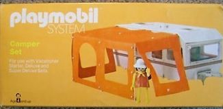 Playmobil - 088-sch - Camper Set