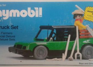 Playmobil - 1508-sch - Farm Truck Set
