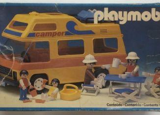 Playmobil - 23.14.8-trol - Family camper
