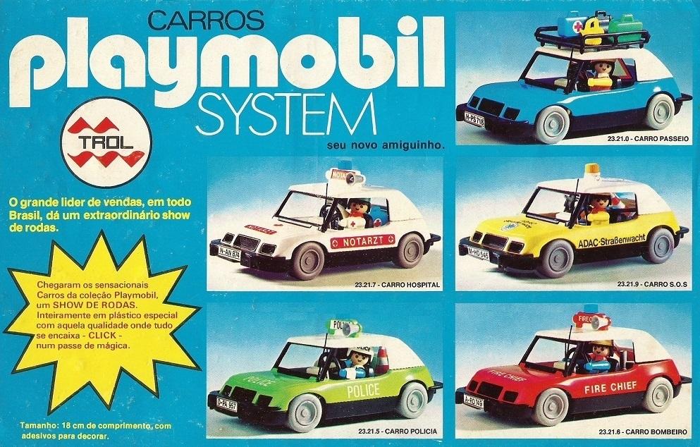 Playmobil 23.21.6-trol - Fire car - Back