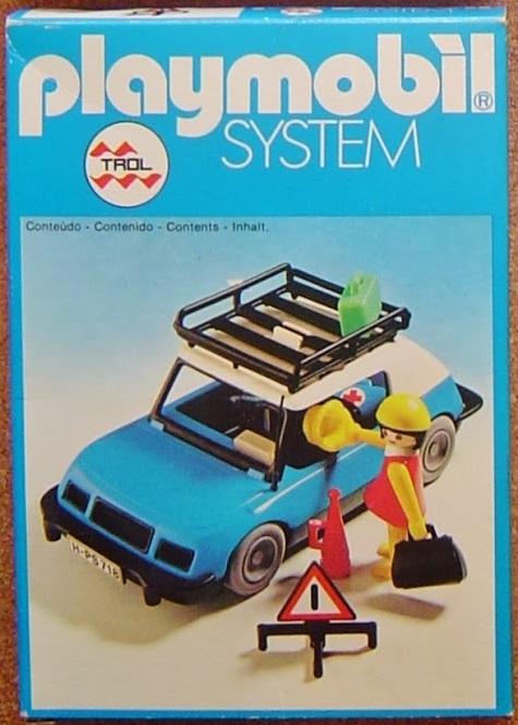 Playmobil 23.21.0-trol - Recreational car - Box
