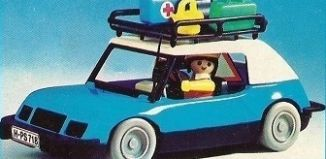 Playmobil - 23.21.0-trol - Recreational car