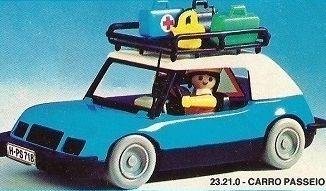 Playmobil - 23.21.0-trol - Recreational car
