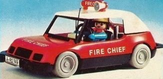 Playmobil - 23.21.6-trol - Fire car