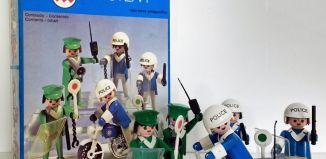 Playmobil - 23.23.2-trol - Police set