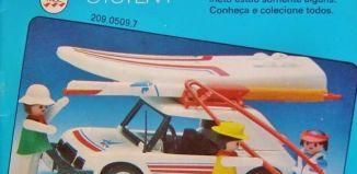Playmobil - 23.80.3-trol - Beach car