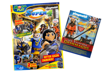 Playmobil - 30799533 - Grimmagus