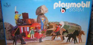 Playmobil - 3175s1v1 - Stagecoach Ambush