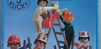 Playmobil - 3201v2 - Construction Set