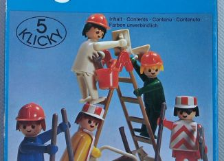 Playmobil - 3201v2 - Construction Set