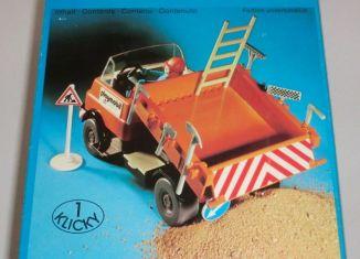 Playmobil - 3203s1v2 - Construction Truck