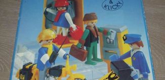 Playmobil - 3231v1 - Post office