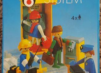 Playmobil - 3231v2 - Post office