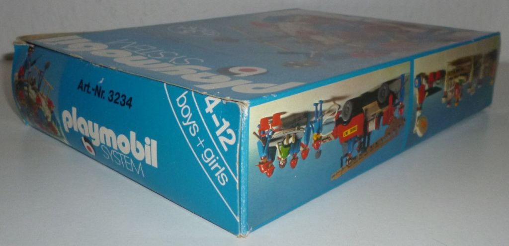 Playmobil 3234s1 - Feuerwehrmänner - Zurück
