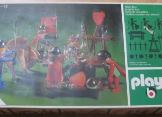 Playmobil - 3260s1v1 - Knights Box