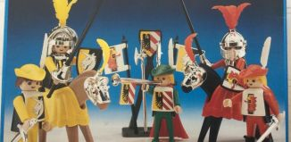 Playmobil - 3265s2v6 - Tournament Knights