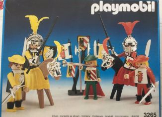 Playmobil - 3265s2v6 - Knights game
