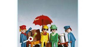 Playmobil - 3271s1v2 - Set Voyageurs