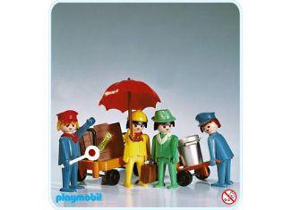 Playmobil - 3271v2 - Travellers