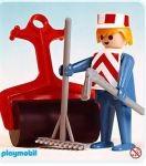 Playmobil - 3314v2 - Construction Worker