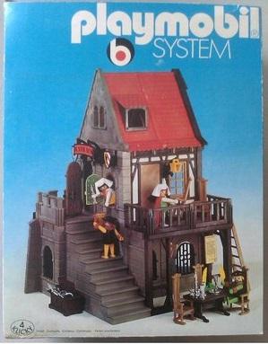 Playmobil 3447v1 - City Hall - Box