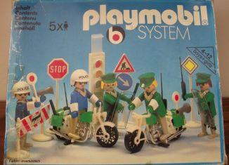 Playmobil - 3488v2 - Policemen