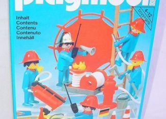 Playmobil - 3491 - Firemen