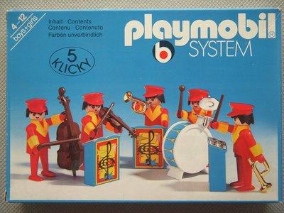 Playmobil 3511v1 - Circus Band - Box