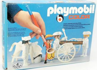 Playmobil - 3607 - Canonniers