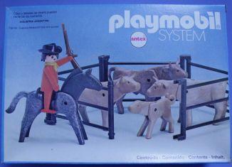 Playmobil - 3753v2-ant - Barnyard