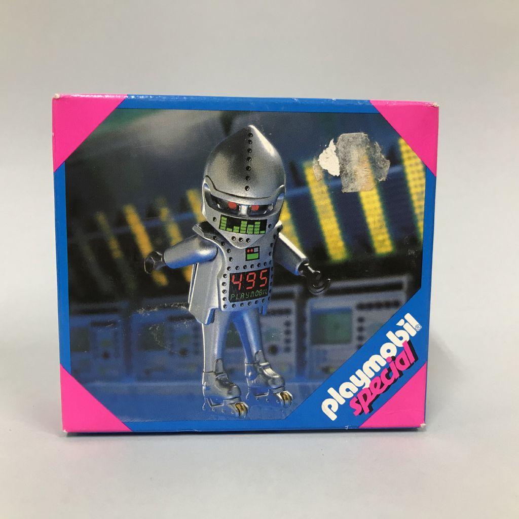 Playmobil 4528 - Robot - Box