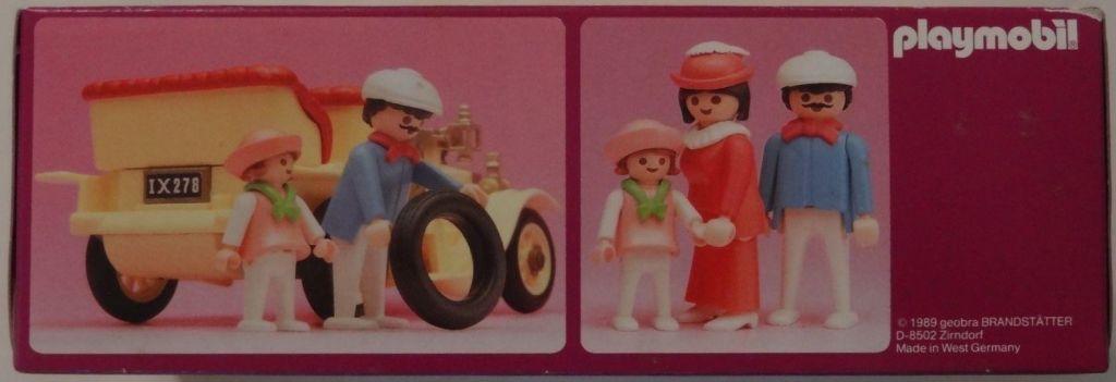 Playmobil 5620v1 - 1900 Car - Box