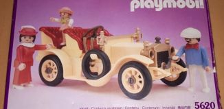 Playmobil - 5620v1 - 1900 Car