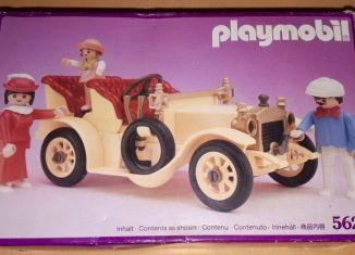 Playmobil - 5620v1 - 1900 Car