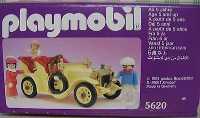 Playmobil 5620v2 - 1900 Car - Box