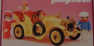 Playmobil - 5620v2 - 1900 Car