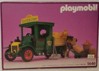 Playmobil - 5640 - Delivery Truck