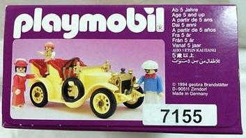 Playmobil 7155-usa - 1900 Car - Box