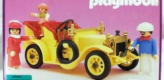 Playmobil - 7155-usa - 1900 Car