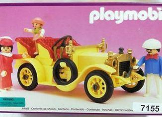 Playmobil - 7155-usa - 1900 Car