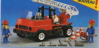 Playmobil - 7786 - Fire Engine