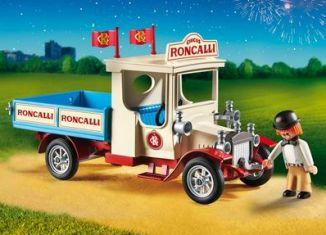 Playmobil - 9042 - Camion 1900 Roncalli