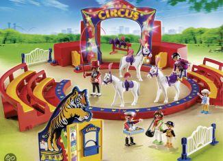 Playmobil - 5057 - Circus