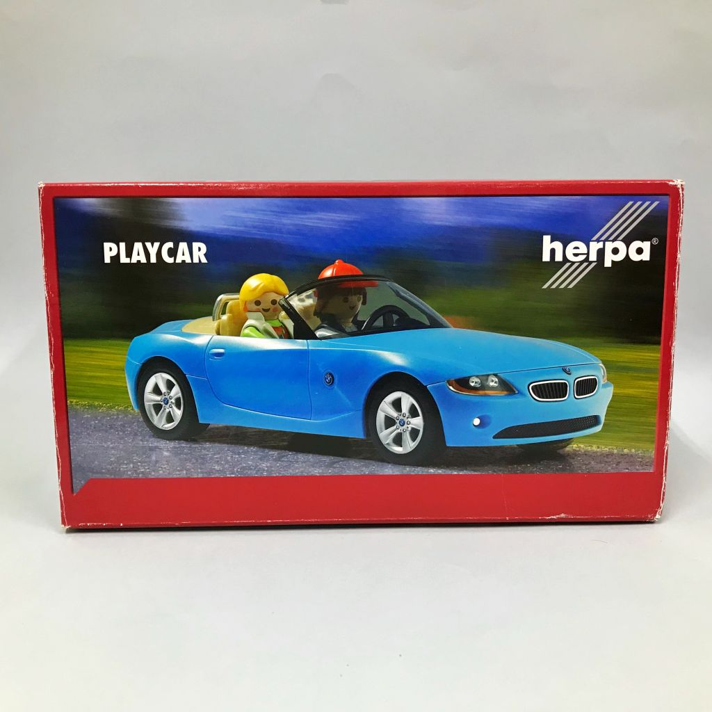 Playmobil BMWZ4-ger - BMW Z4 Roadster - Box