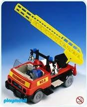 Playmobil - 3236v3 - Fire truck