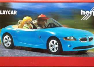Playmobil - BMWZ4-ger - BMW Z4 Roadster