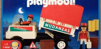 Playmobil - 1-3935-ant - Moving Truck